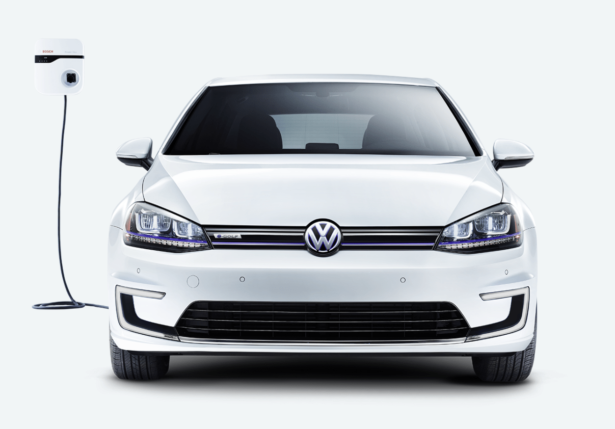 Refreshed Volkswagen e-Golf Now Available For Order In Germany