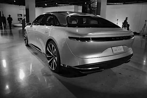 Lucid Motors unveils its Air