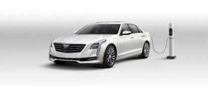 Cadillac CT6 Plug-In 2017