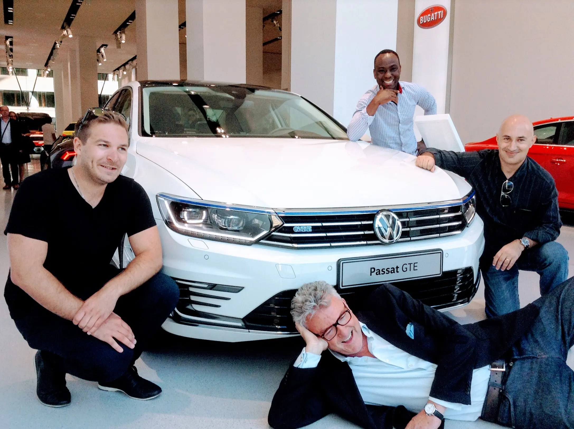 2017 Electric Car Sales Us China Europe Month By Is The Right Plug Here Fords Diagram Download Location 3 Volkswagen Passat Gte Also Profiting From Volkswagens Recent Love For Ins Registered 1352 Units Its Best Result Since January