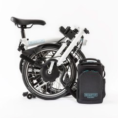 And Electric 2003 Ford Escape Wiring Diagram Brompton Folding Bicycle Has 50 Mile Range Ships