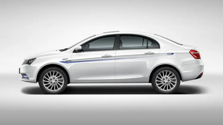 geely emgrand phev following on the success of the bev version the parent company of volvo now has a phev version of its sedan with 61 kilometers of