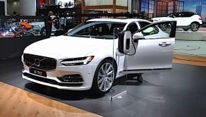 LA Auto Show 2017, Volvo