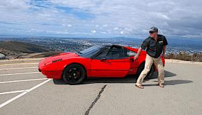ElectricGT Ferrari 308 Conversion