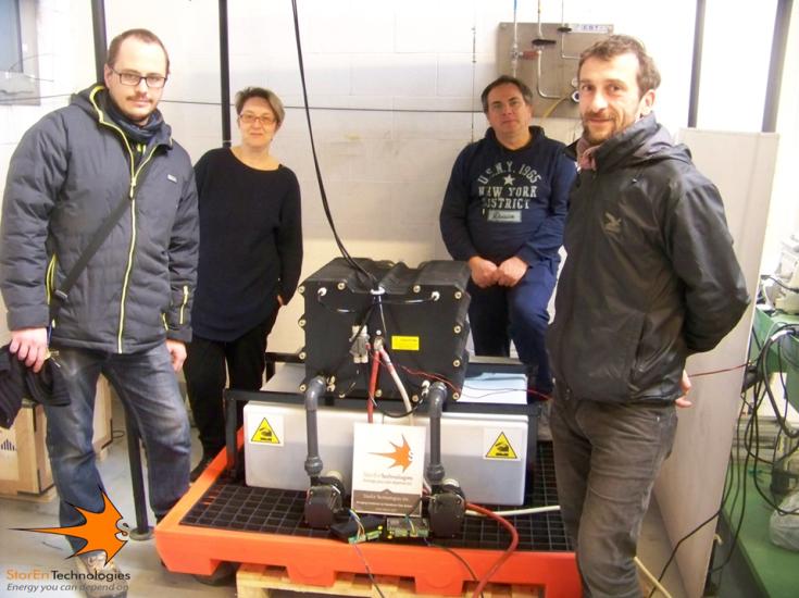 StorEn Technology's Vanadium Flow Battery Prototype Outpacing Expectations