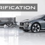 Jaguar Electric i-Pace SUV
