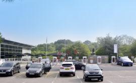 Tesla Station - Hopwood Park