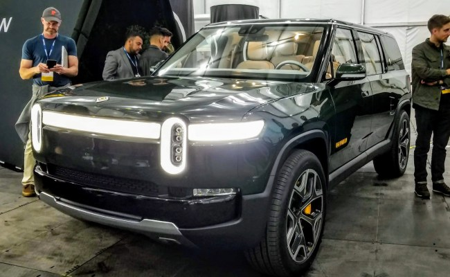 Is The Rivian R1s The Ultimate Electric Sport Utility