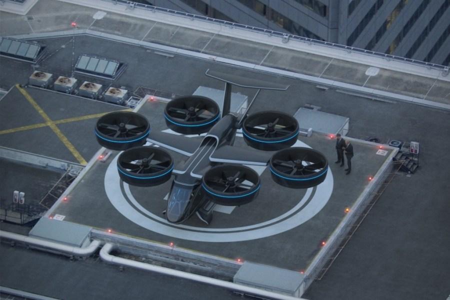 Bell Nexus eVTOL Air Taxi