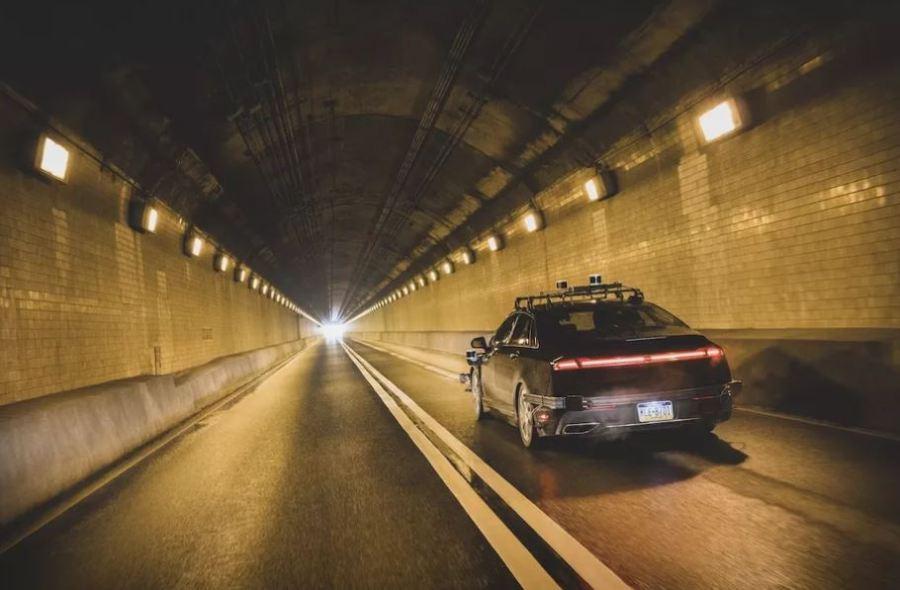 Aurora Innovation autonomous car