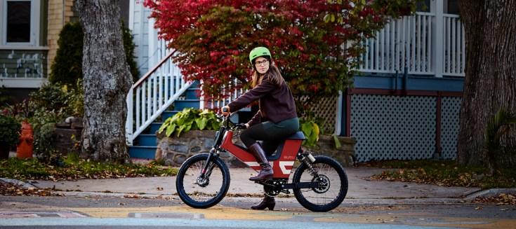 Suru electric bike