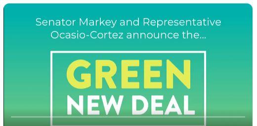 Markey and Ocasio-Cortez