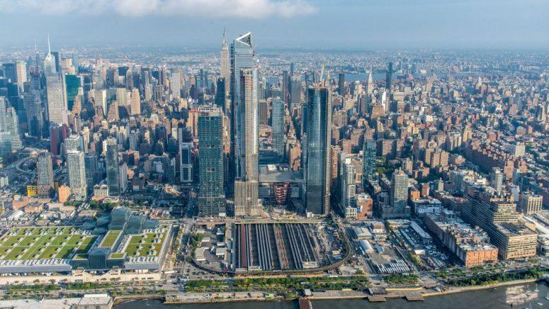 Hudson Yards New York City