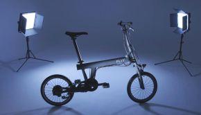 FLIT FLIT-16 Smart Folding E-Bike