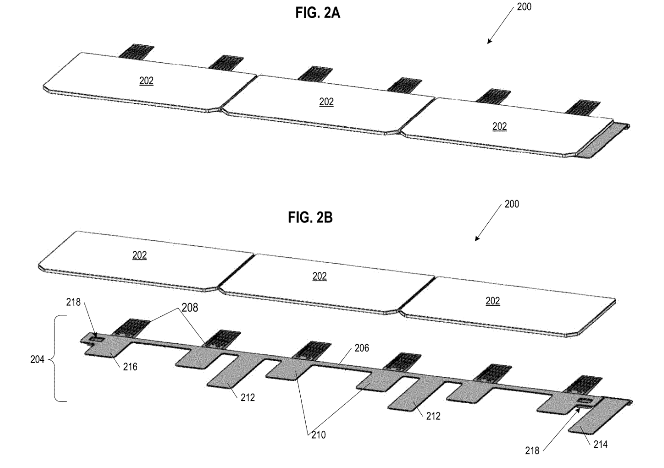 Tesla Patents Hinged Solar Roof Tile Mounting Frame With