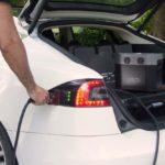 EcoFlow backup battery