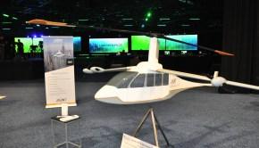NBAA-BACE 2019 UAM Jaunt Air Mobility Display. Photo: Nicolas Zart