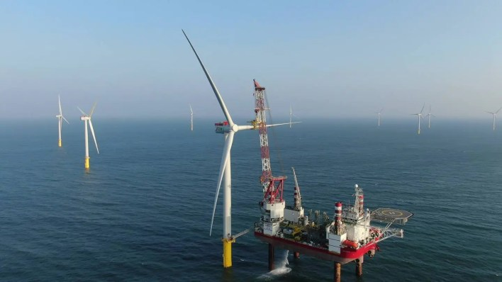 Offshore Wind Industry To Increase 15-Fold & Become $1 Trillion Industry, Says IEA | CleanTechnica