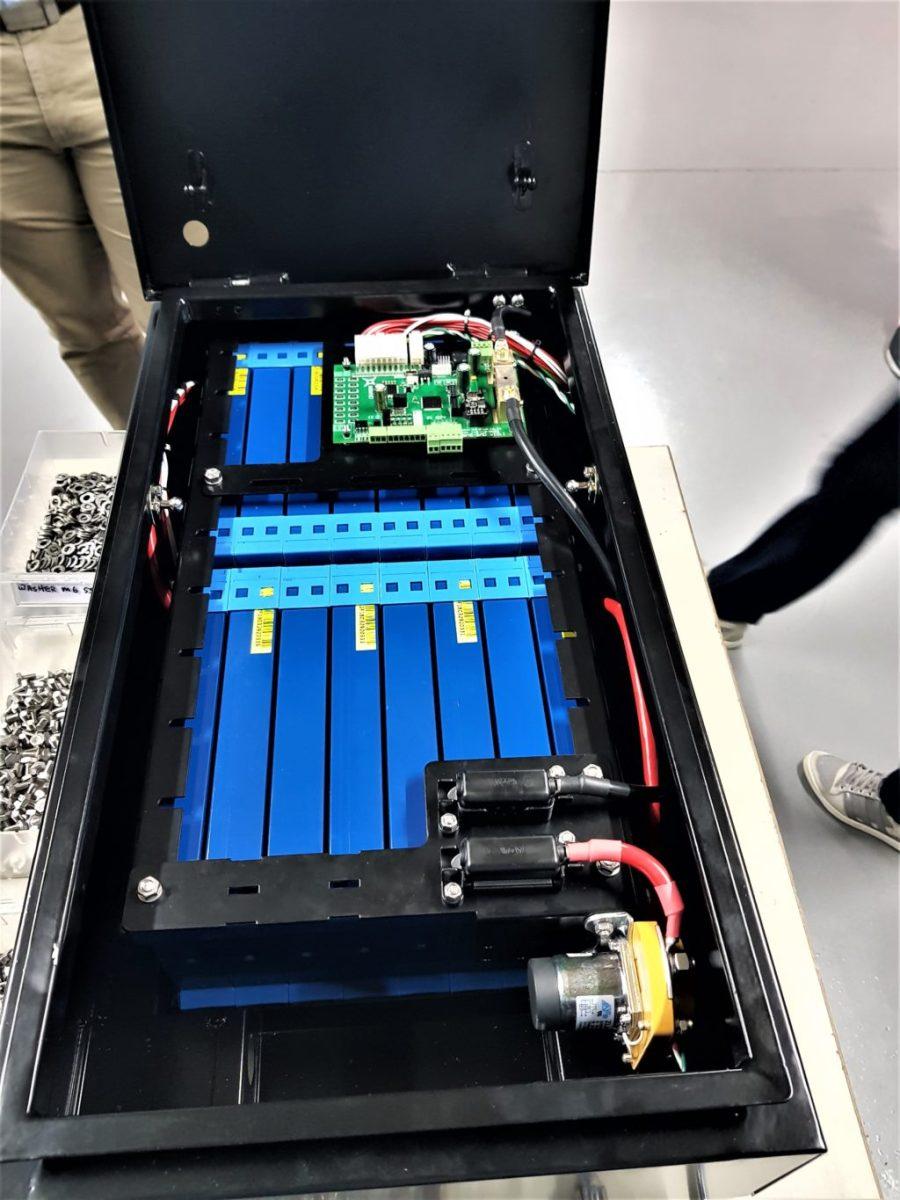 Solar MD battery