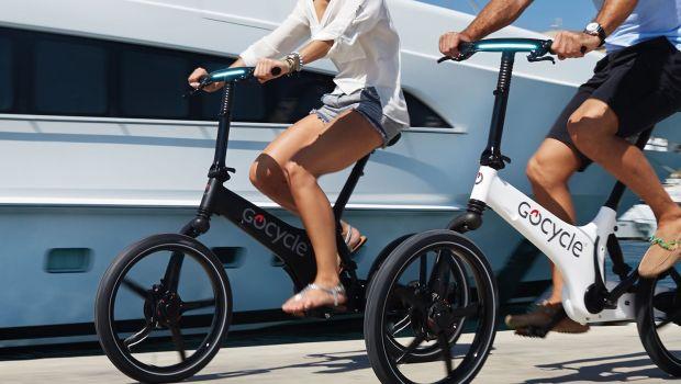 GoCycle GX, Fast Folding E-Bike. Picture: https://gocycle.com/models/gocycle-gx-gxi/