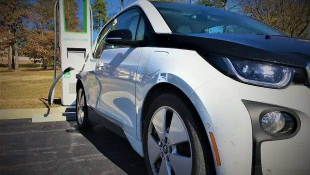 BMW i3 Electrify America