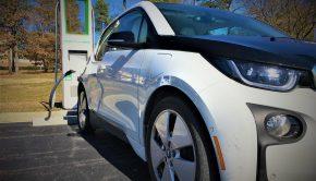 BMW i3 Electrify America