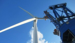 Hornsea One wind turbine