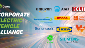 Corporate Electric Vehicle Alliance