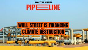 Stop The Money Pipeline