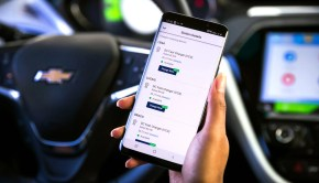 Chevrolet Bolt Energy Assist App