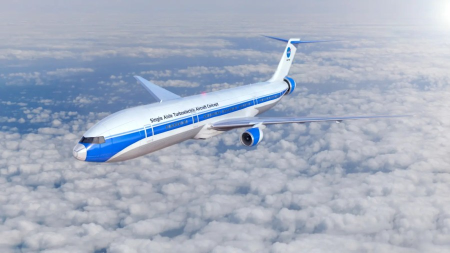 Proposed composed electric jet for comparison