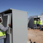 battery storage in Texas