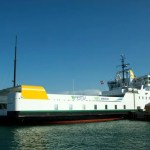 Ellen electric ferry