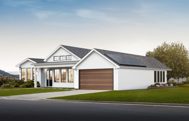 Tesla Rooftop Solar