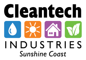 Cleantech Industries Sunshine Coast logo