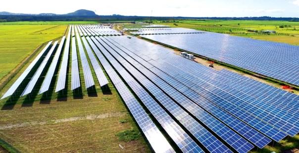 sunshine coast solar farm