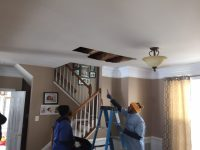 Ceiling Repair Water Damage Cost  Review Home Decor