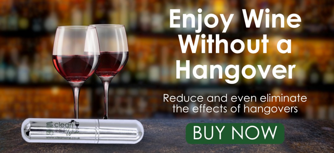 Enjoy Wine Without a Hangover. Buy Clean Wine Now