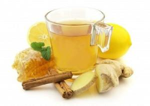 Ginger Tea will boost your immune system and keep you extra warm during cold winter months.
