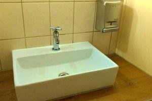 【水垢掃除】水垢だらけの手洗い器をピカピカにするお掃除方法と汚れを防ぐ方法