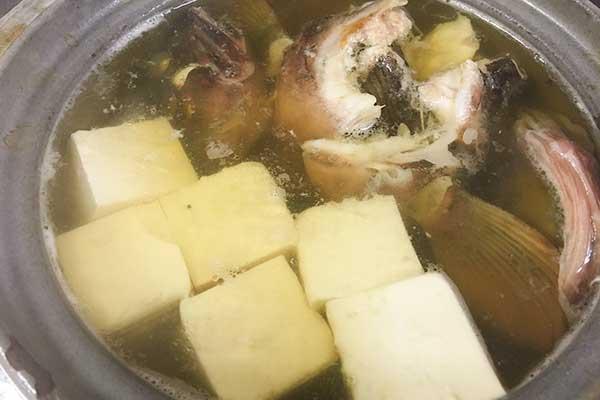 キジハタ(アコウ)豆腐