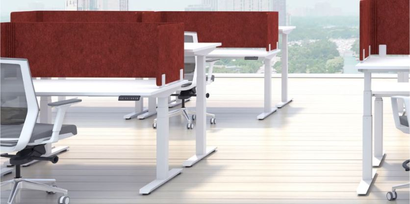 AMQ Height Adjustable Tables