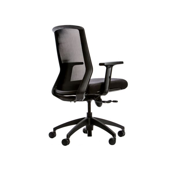 affordable task chairs for home offices back view