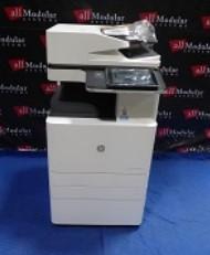 HP Color Laser Set Flow Copier
