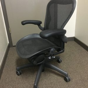 Herman Miller Aeron Chair Fully loaded Size B Classic