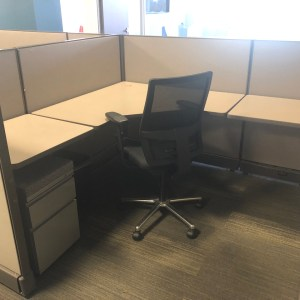Herman Miller Action Office 6X6