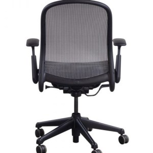 Knoll Chadwick Task Chair, Silver