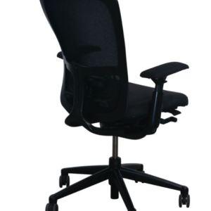 Haworth Zody Mesh Back Used Task Chair, Smoke Gray