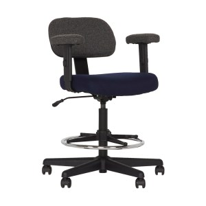 Nnu Work Stool Ral 9017