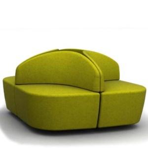 Via ReGola Single Seat with Back